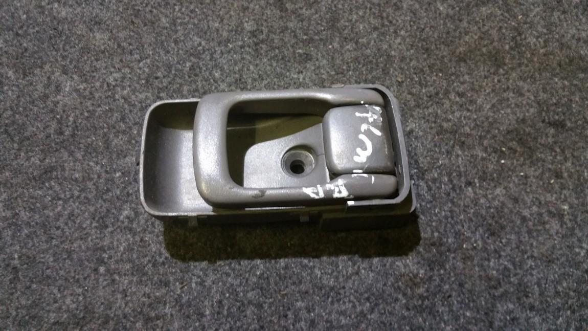Door Handle Interior, Rear right NENUSTATYTA n/a Nissan ALMERA 1996 2.0
