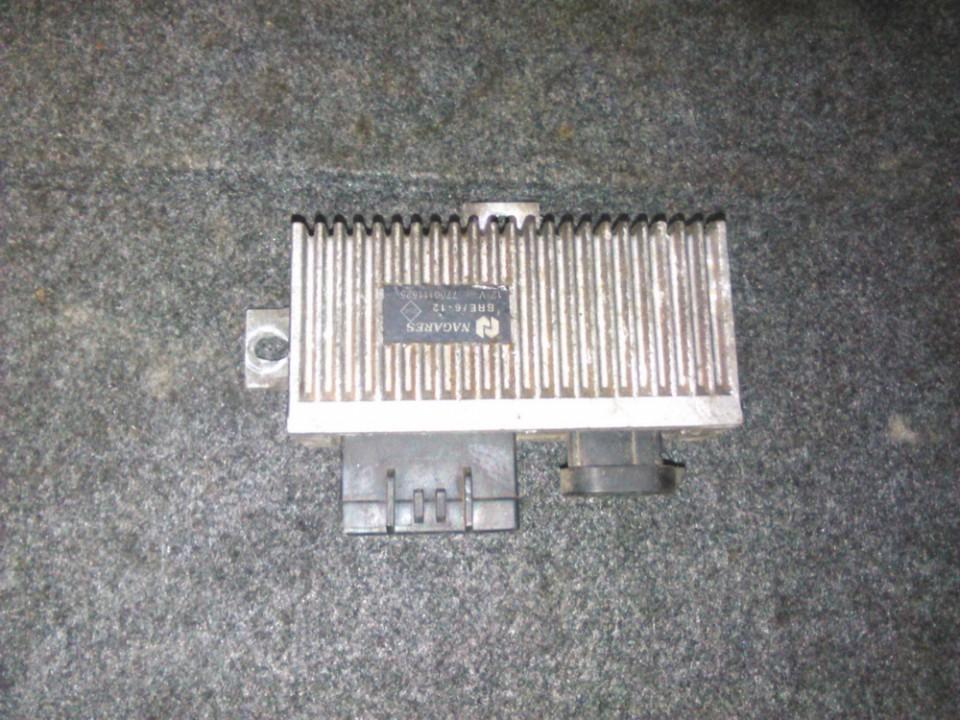 Glow plug relay Renault Scenic 1999    1.9 7700111525