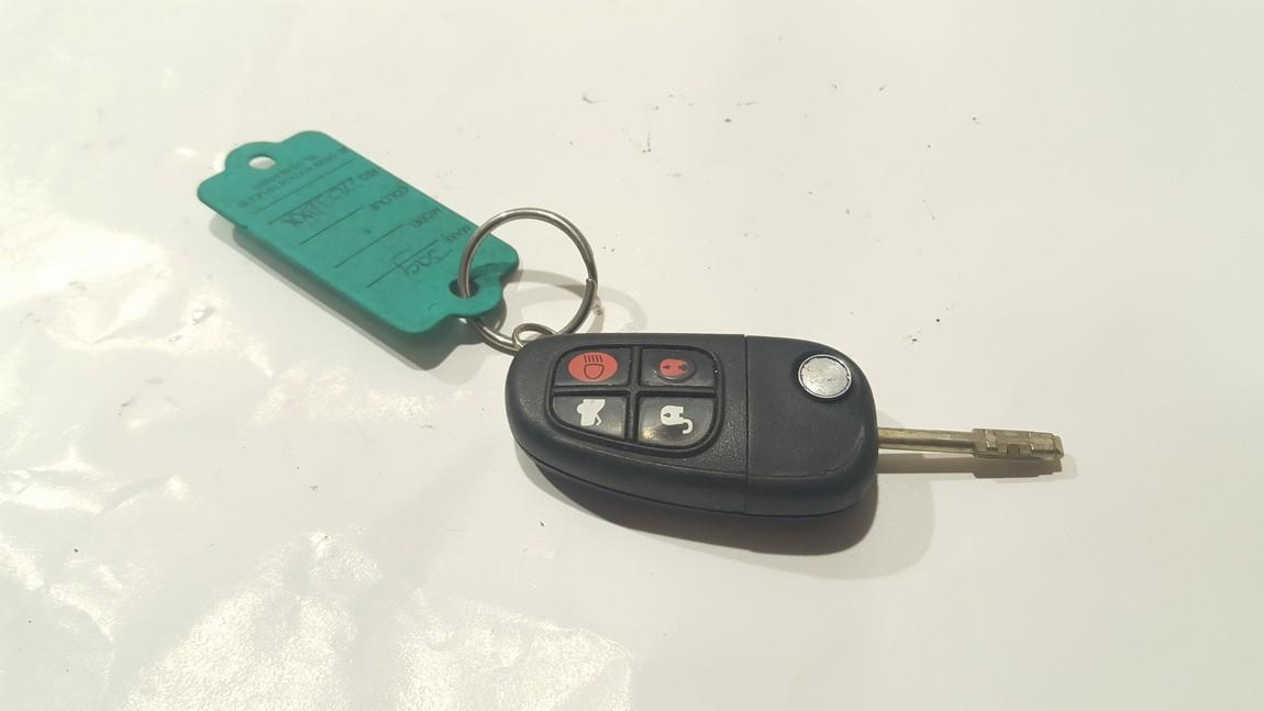 Uzvedimo raktas NENUSTATYTA n/a Jaguar X-TYPE 2004 2.5