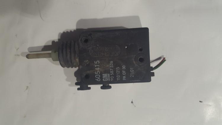 Kuro bako dangtelio varikliukas (uzrakto varikliukas) 605415 90587326 Opel CORSA 2007 1.2