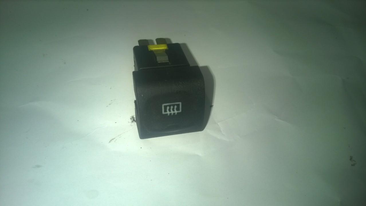 Stiklo sildymo mygtukas 90457319 S501564 Opel OMEGA 1996 2.0