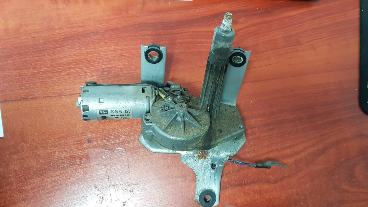 Rear wiper motor (Rear Screen Wiper Engine) Nissan Almera Tino 2000    2.2 404678