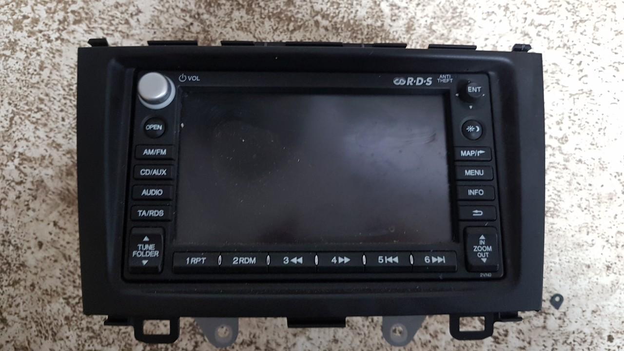 Automagnetola 39541SWAE010M1 39541-SWA-E010-M1, BB717PO Honda CR-V 2003 2.0