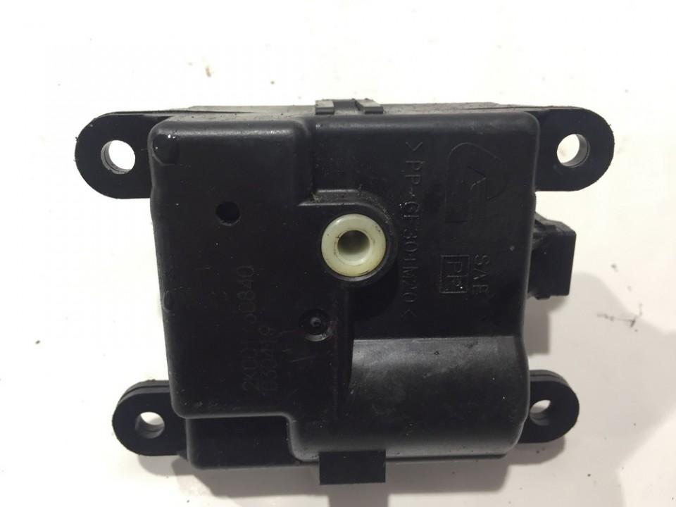 Peciuko sklendes varikliukas 030419 n/a Nissan X-TRAIL 2004 2.2