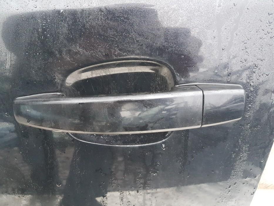 Duru isorine rankenele P.K. NENUSTATYTA NENUSTATYTA Opel VECTRA 2005 2.0