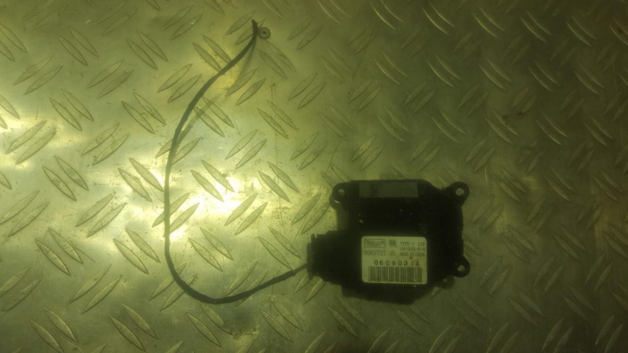 Heater Vent Flap Control Actuator Motor