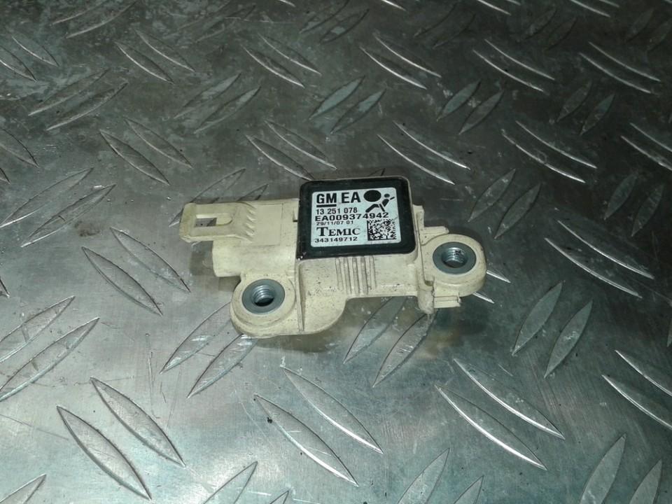 Srs Airbag daviklis 13251078 343149712, EA009374942 Opel ASTRA 1994 1.7