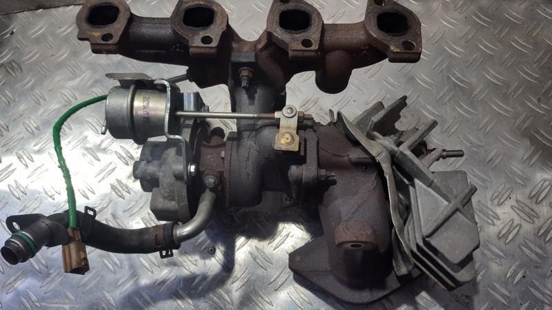 Turbina 54359710025 641167, 82728353, ne70037926 Nissan NOTE 2008 1.4