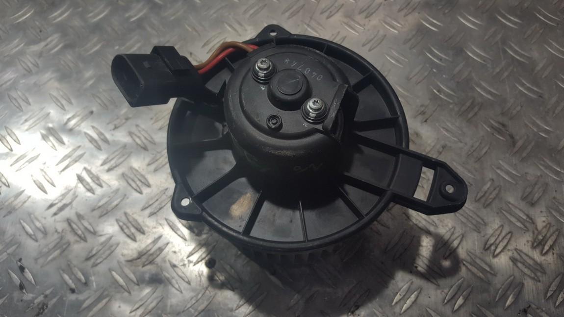 Salono ventiliatorius 4b2820021 0130111203 Audi A6 1999 2.8