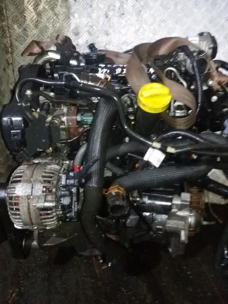 Engine k9kc400 NENUSTATYTA Nissan NOTE 2008 1.4