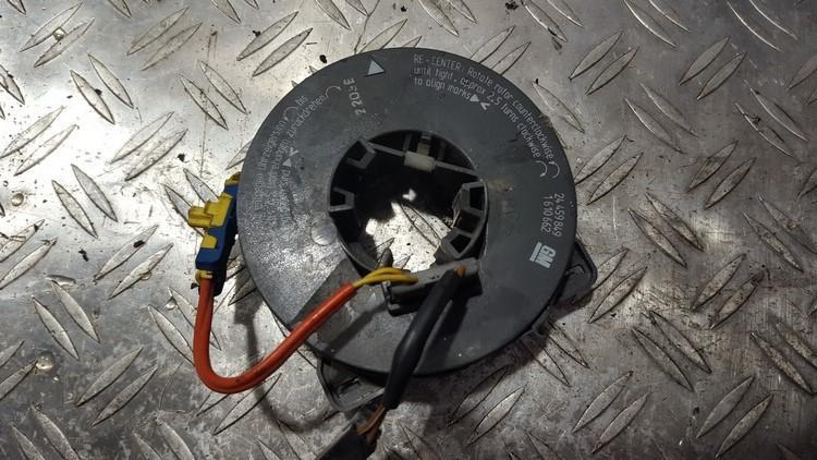 Vairo kasete - srs ziedas 24459849 1610662 Opel COMBO 1999 1.7