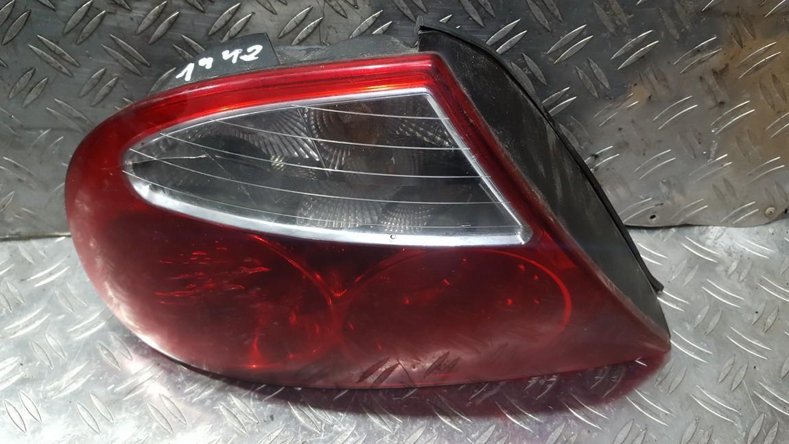 Galinis Zibintas G.K. nenustatytas nenustatytas Jaguar S-TYPE 2004 2.7
