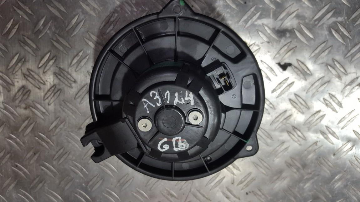 Heater blower assy 0130101602 mf0160700600 Toyota AVENSIS 2003 1.8