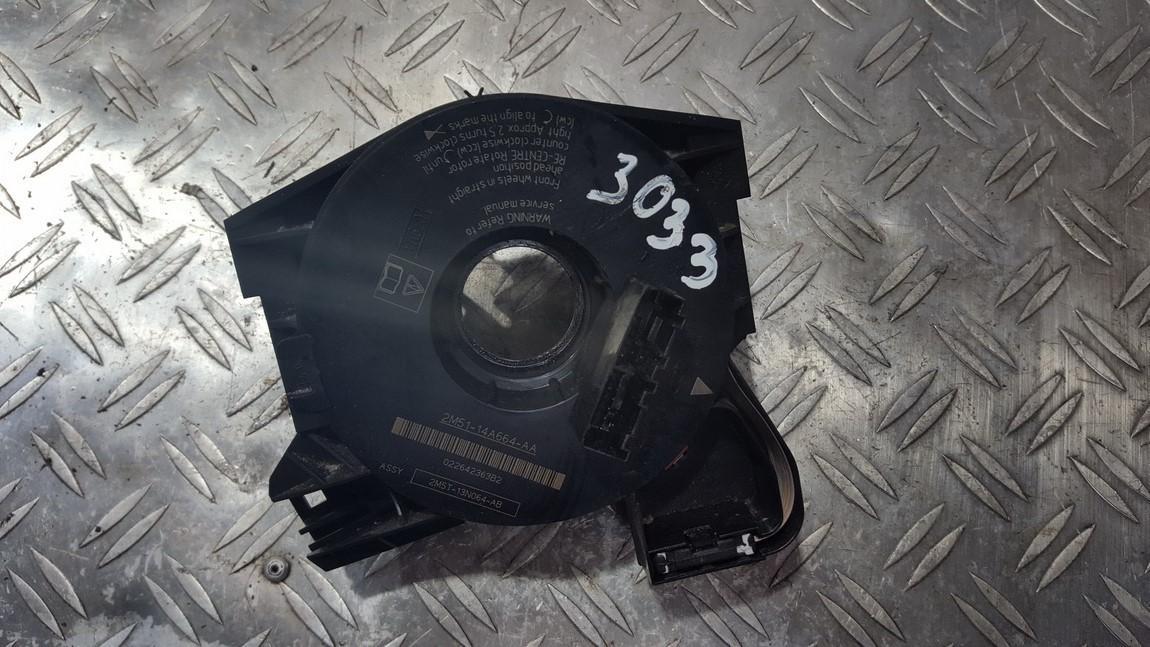 Vairo kasete - srs ziedas/signalinis ziedas 2m5114a664aa 022642363b2 Ford FOCUS 2006 1.8