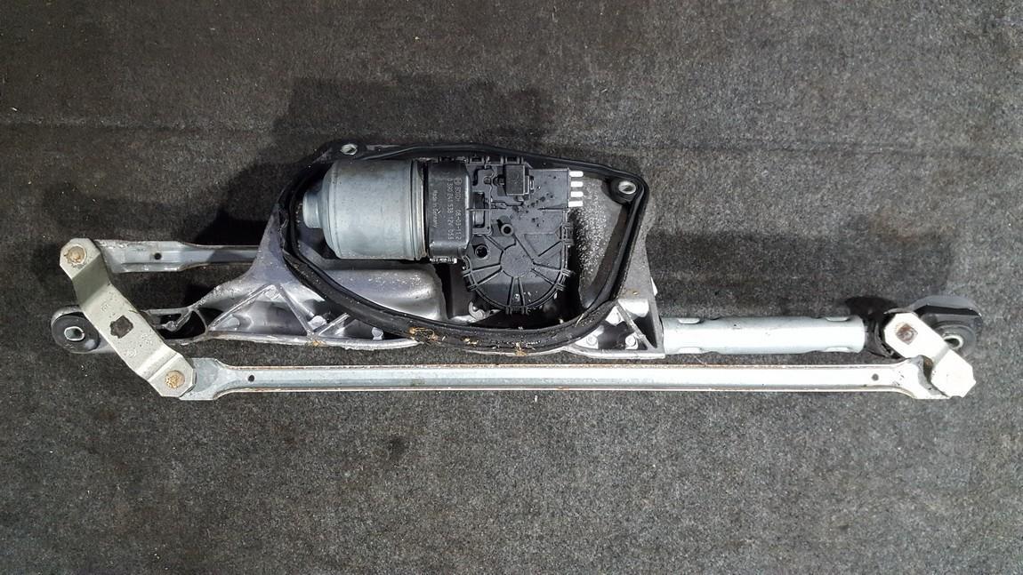 Valytuvu mechanizmas Pr. 13111212 3397020633 Opel ASTRA 2002 1.7