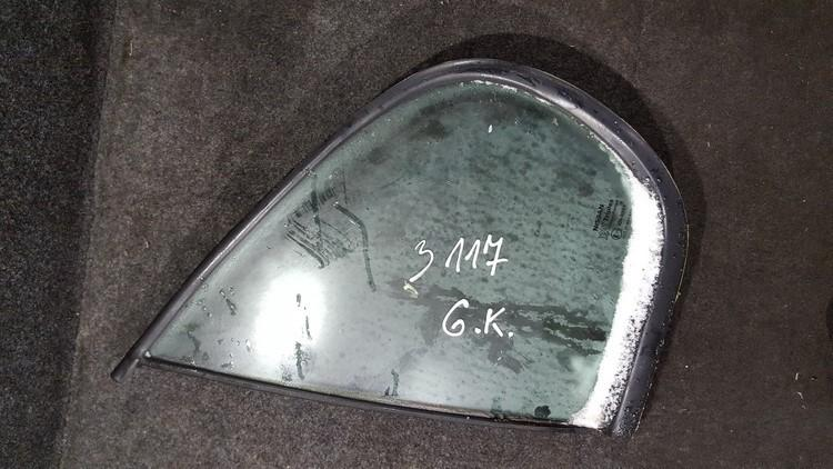 Quarter glass - rear left side nenustatytas nenustatytas Nissan PRIMERA 2003 1.8