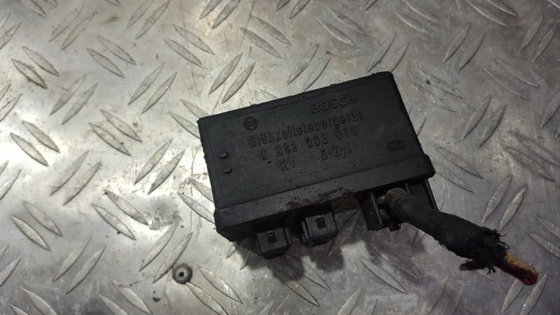 Glow plug relay Fiat Marea 2000    2.4 0281003010