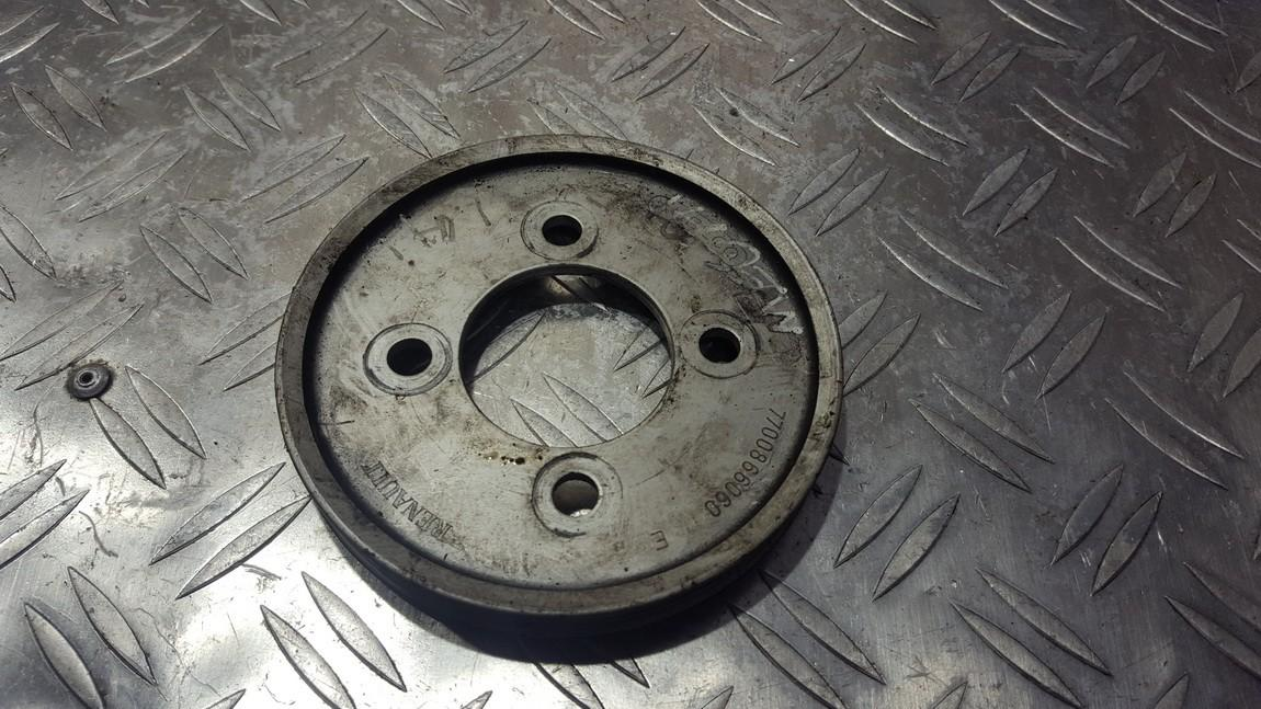 Crankshaft Belt Pulley Renault  Scenic, 1996.01 - 1999.09