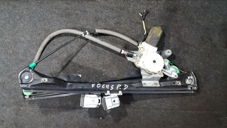 Стеклоподъемник - передний правый nenustatytas nenustatytas Ford FOCUS 2006 2.0