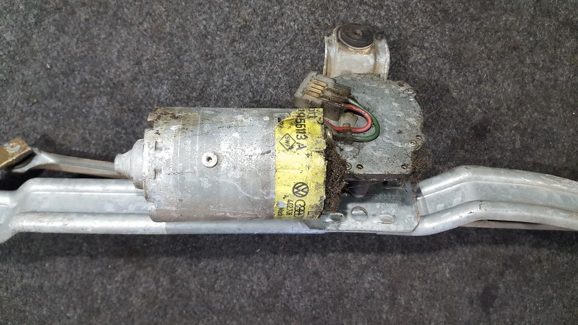 Priekinis langu valytuvu varikliukas 191955113a nenustatytas Volkswagen GOLF 2005 1.9