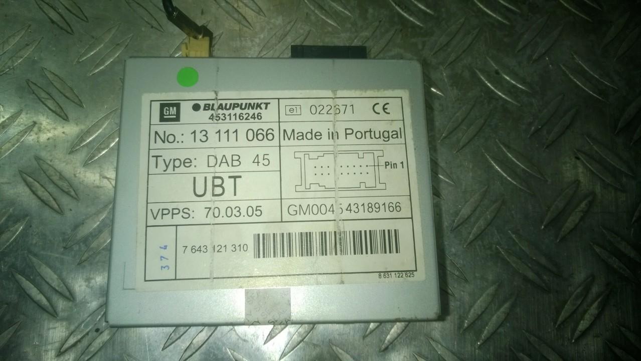 Antenna Module Unit Opel Astra 2004    1.6 453116246