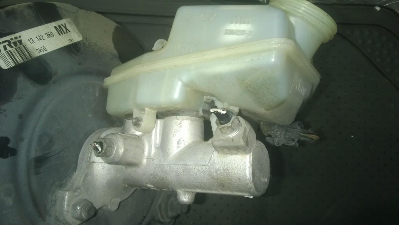 Pagrindinis stabdziu cilindras 32067277B 3091 Opel ASTRA 1999 2.0