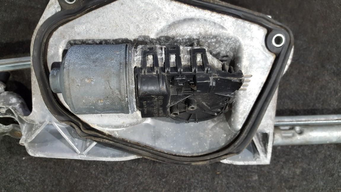 Priekinis langu valytuvu varikliukas 0390241538 0408202 Opel ASTRA 1999 1.4