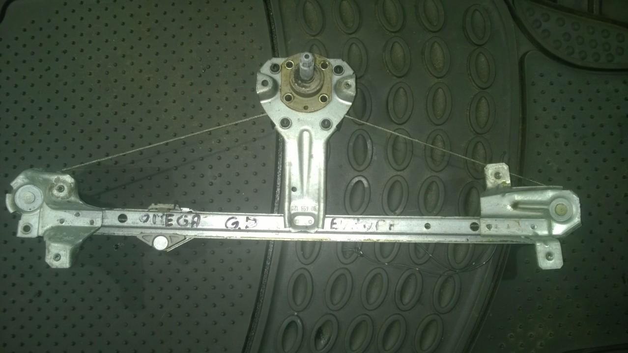 Стеклоподъемник - задний правый 90459120 60195 Opel OMEGA 1994 2.5