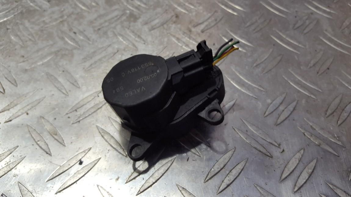 Heater Vent Flap Control Actuator Motor Citroen C5 2001    2.0 653118vc
