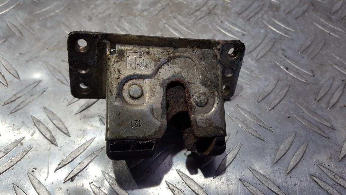 Boot Lid Tailgate Lower Lock Actuator NENUSTATYTA NENUSTATYTA Opel VECTRA 1997 2.0