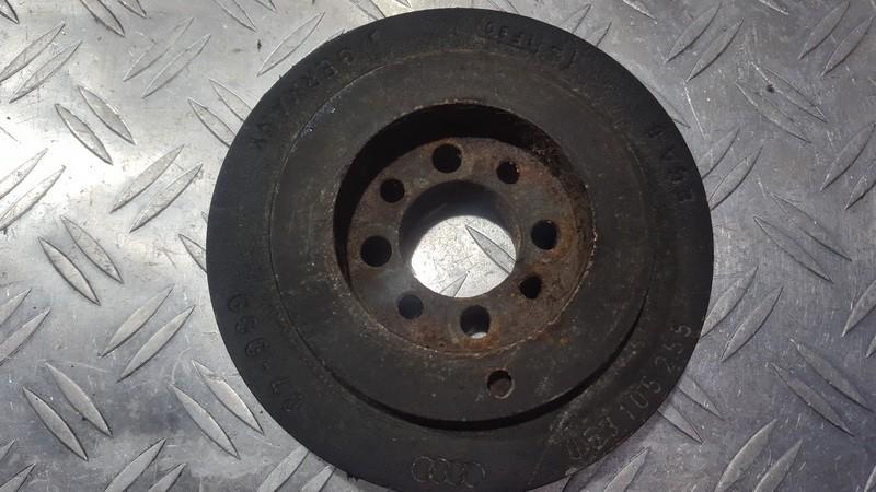 Crankshaft Belt Pulley 053105255 NENUSTATYTA Audi 80 1993 1.9