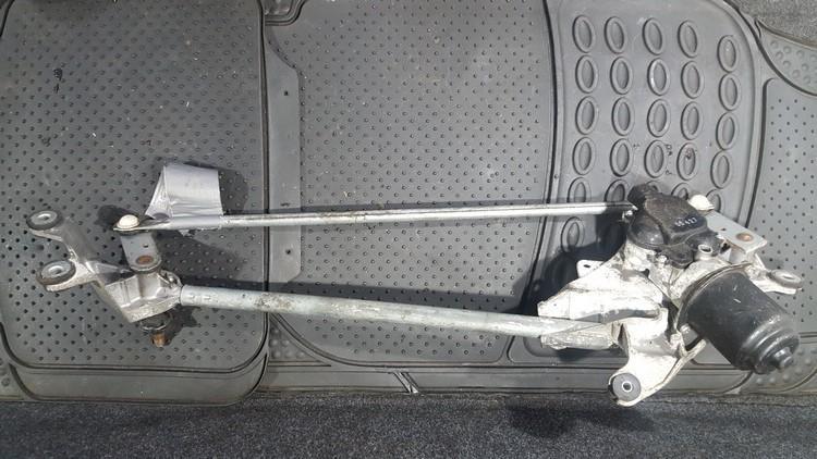 Valytuvu mechanizmas Pr. nenustatytas nenustatytas Honda CR-V 2003 2.0