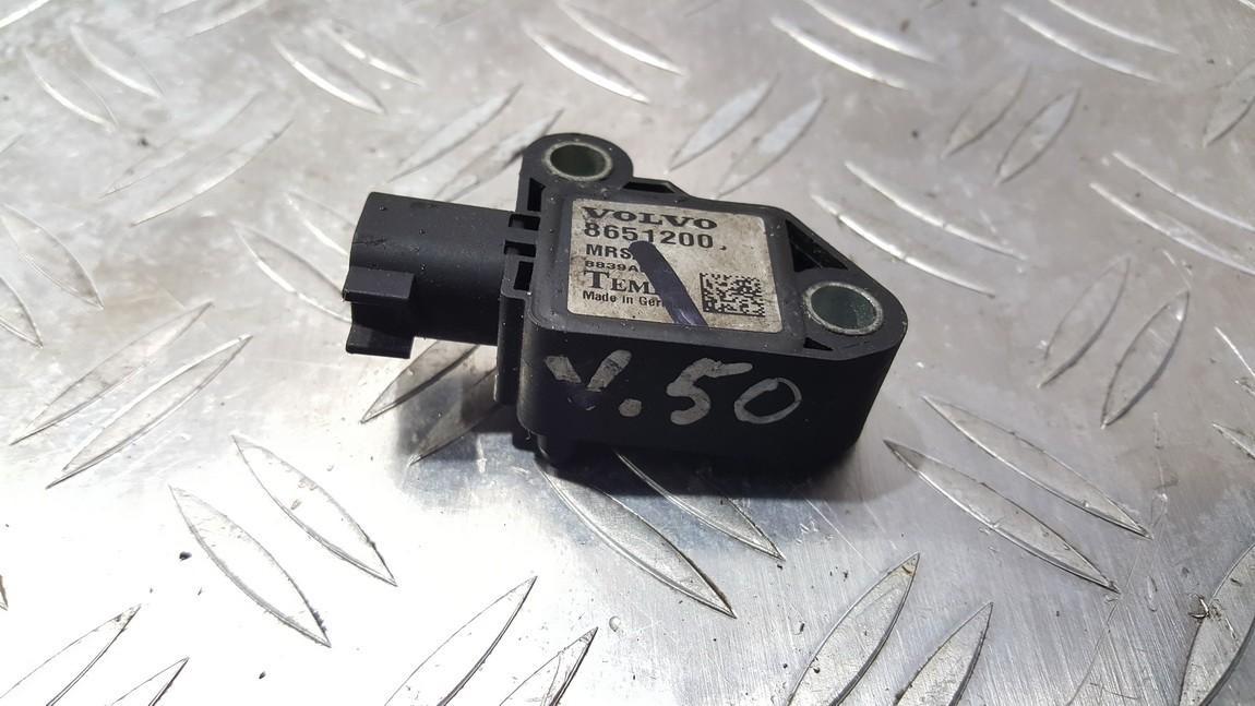 8651200 Srs Airbag daviklis Volvo V50 2005 0.0L 20EUR EIS00169663