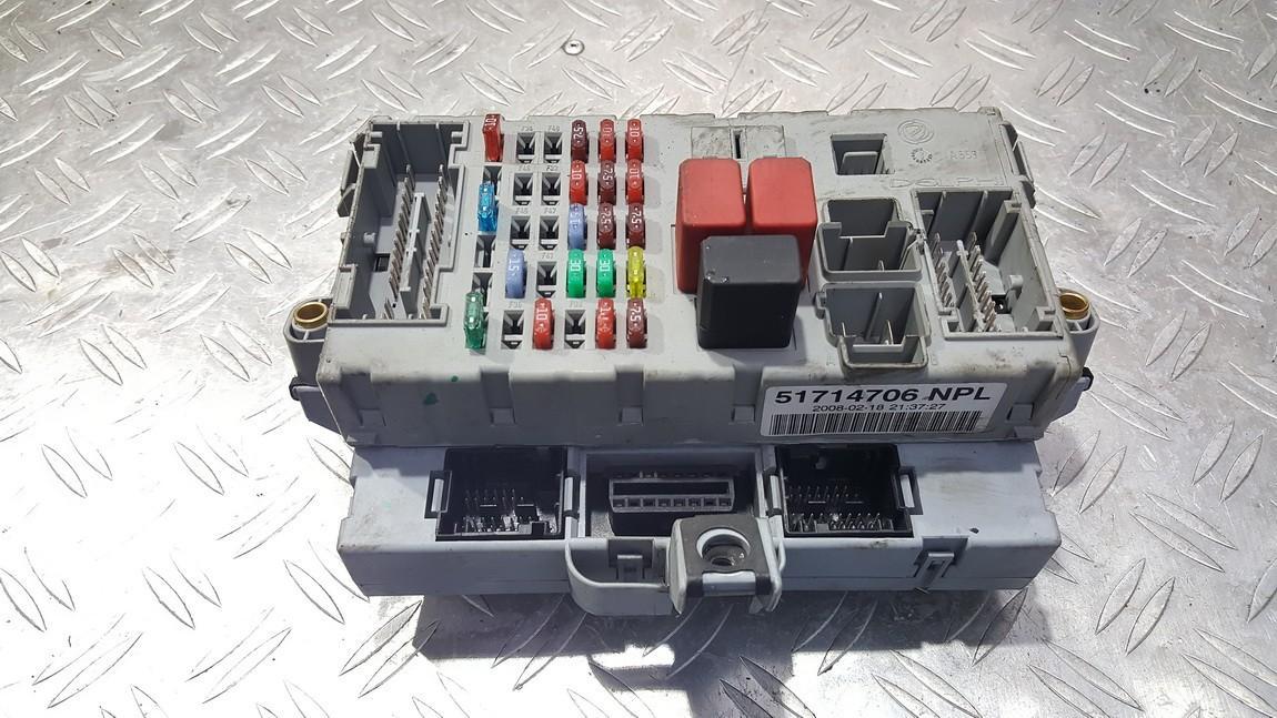 Komforto blokas 51714706NPL NENUSTATYTA Fiat DOBLO 2009 1.3