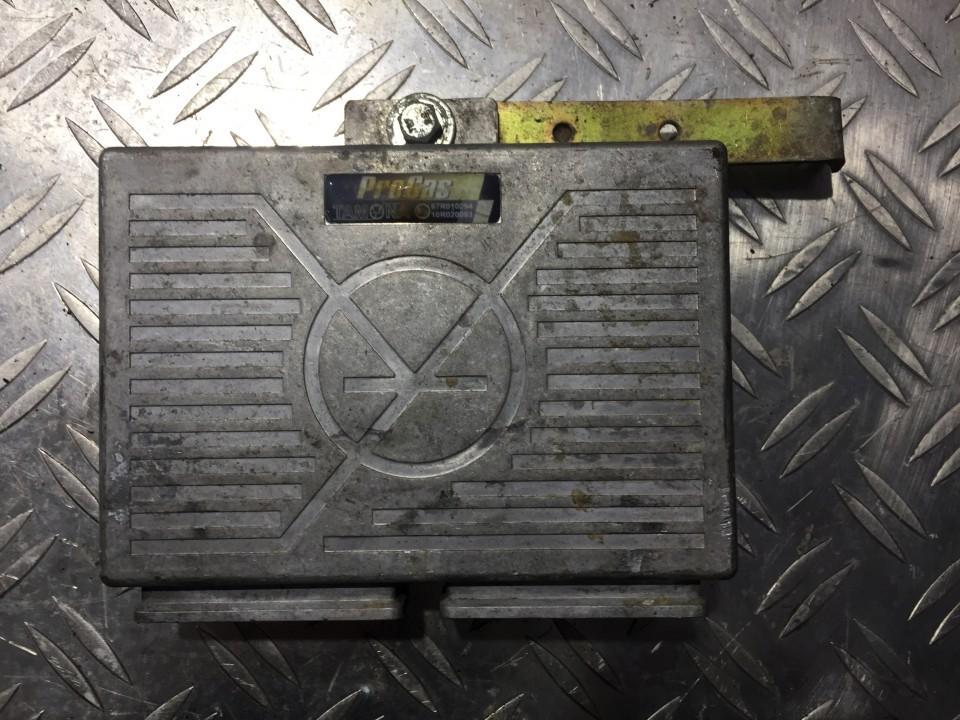 GAS control module (unit computer) 67r010094 10r020093 Volkswagen GOLF 2007 1.9