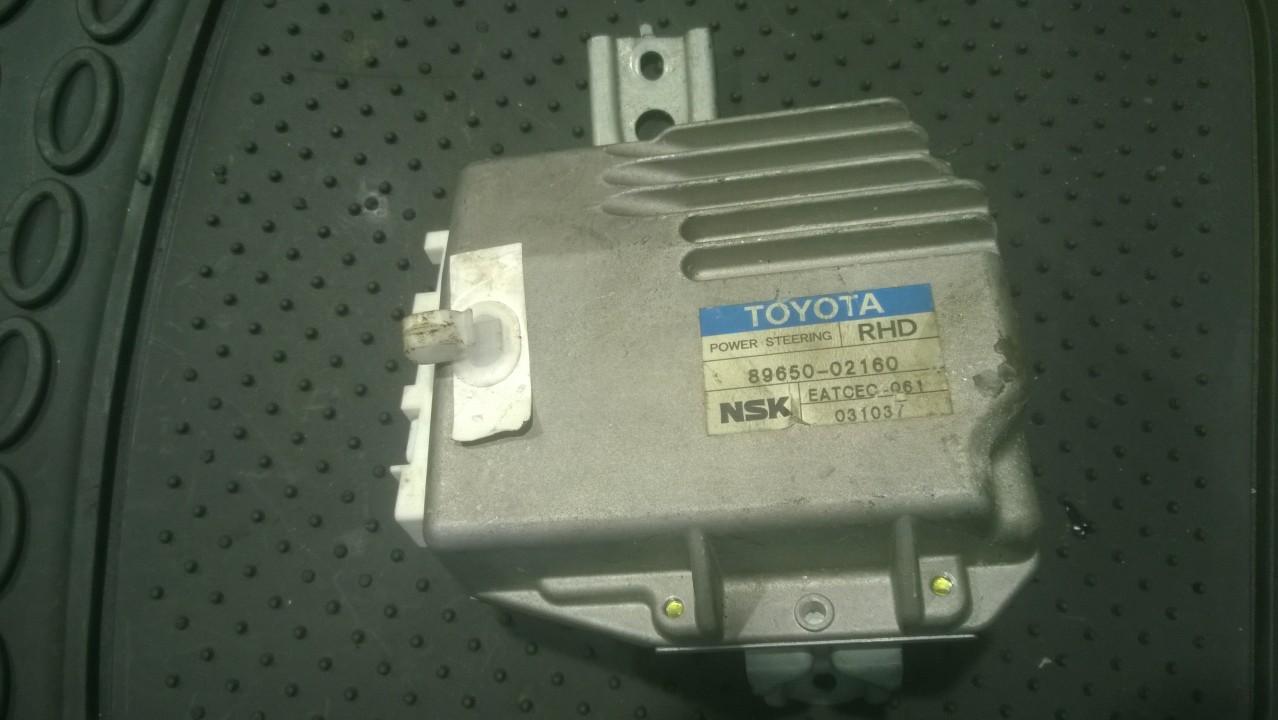 Power Steering ECU (steering control module) Toyota Corolla 2005    2.0 8965002160