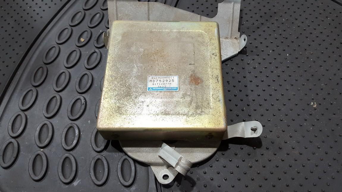 Transmission Computer  Mitsubishi Lancer 1993    1.6 md752925
