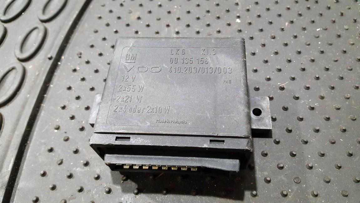 Switch, Headlight Opel Zafira 2003    2.0 09135156