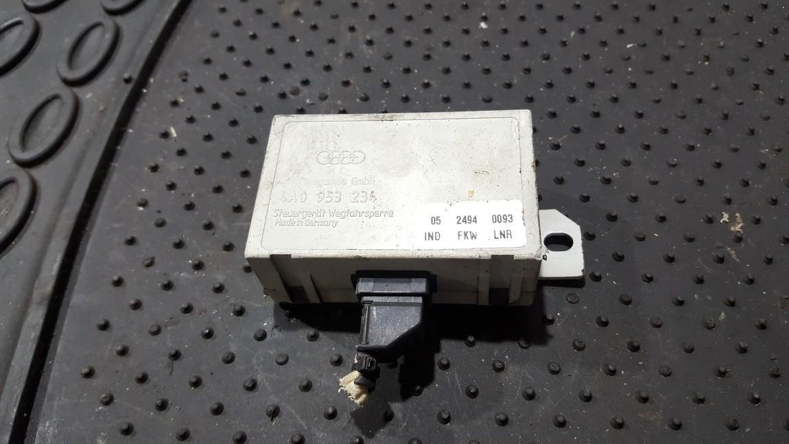 Immobiliser ECU Audi A4 1995    2.0 4a0953234