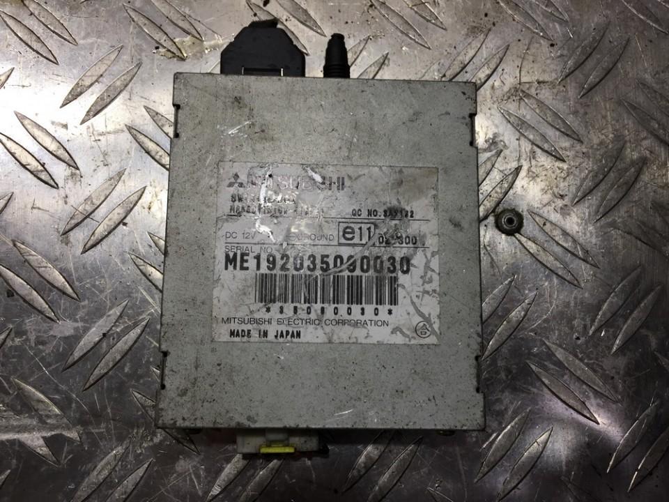 Другие компьютеры mr558410 sw-412pj, 3af192, me192035090030 Mitsubishi PAJERO 2002 2.5