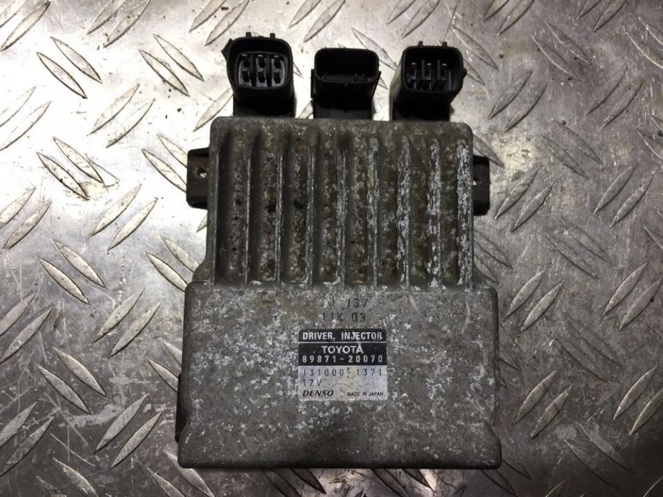 Power Steering ECU (steering control module) Toyota Avensis 2007    2.2 8987120070