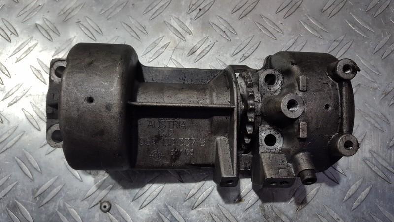 Oil pump 059103337b nenustatyta Audi A6 1998 2.5