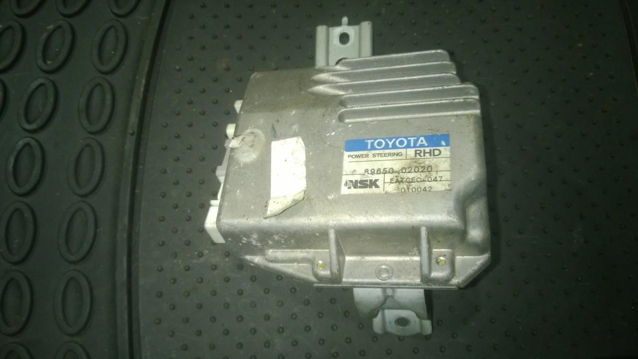 Power Steering ECU (steering control module) Toyota Corolla 2003    2.0 8965002020