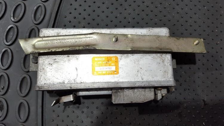 0265100037 16504782 Variklio kompiuteris Audi 100 1992 2.8L 10EUR EIS00170680