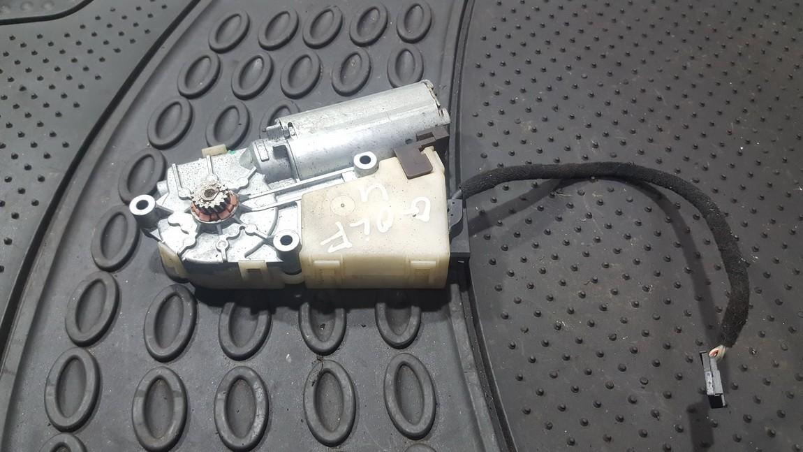 Sunroof Motor Volkswagen Golf 1999    2.0 1j0959591