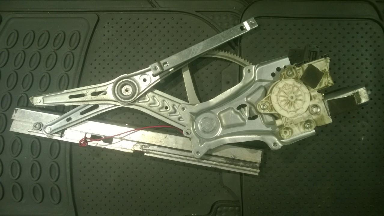 Стеклоподъемник - передний правый 9178986 990090101, 611021537 Opel VECTRA 2006 1.9