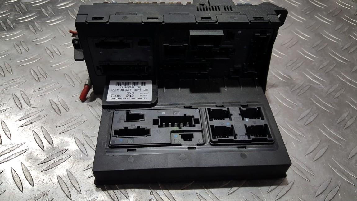 Komforto blokas 2115457801 NENUSTATYTA Mercedes-Benz E-CLASS 1999 2.7