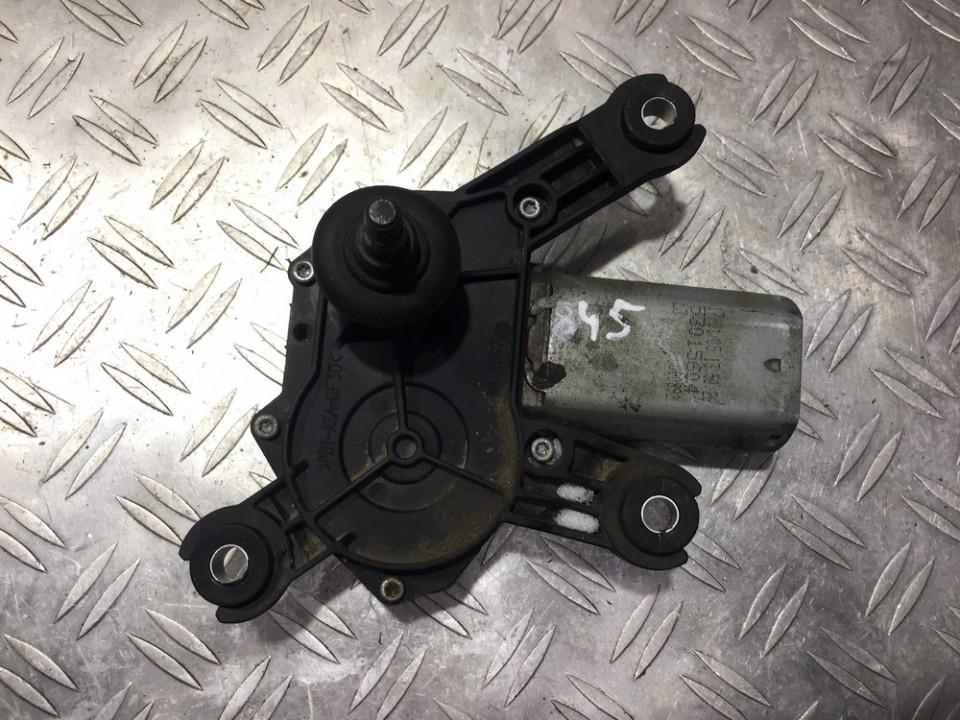 Rear wiper motor (Rear Screen Wiper Engine) Opel Vectra 2005    2.0 53015604