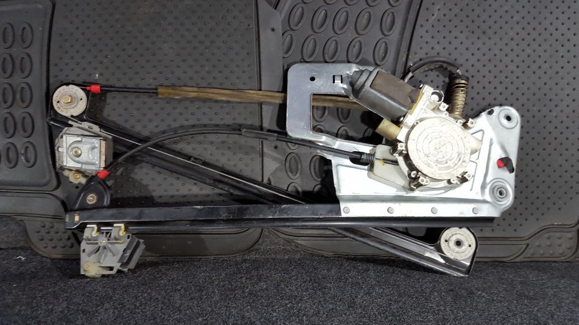 Door winder mechanism (Window Regulator) front right side 8252392 nenustatytas BMW 5-SERIES 2006 2.0