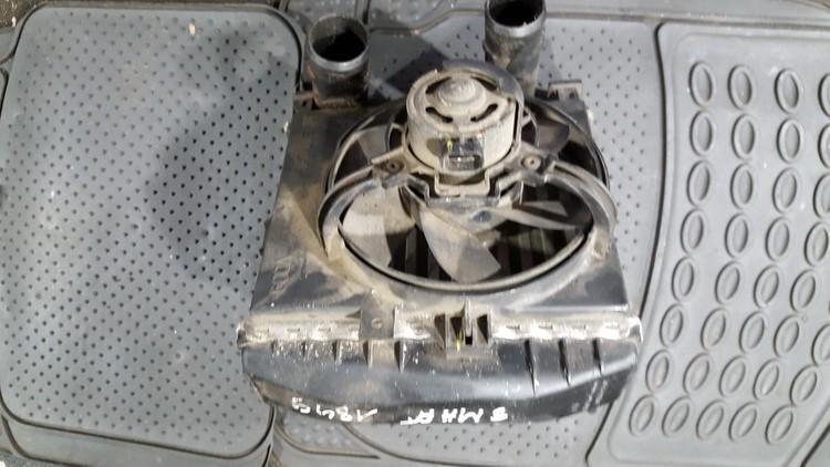 Difuzorius (radiatoriaus ventiliatoriaus) 9020822 e9600 Smart FORTWO 2005 0.7